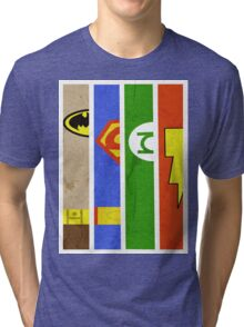 DC Comic Legends Tri-blend T-Shirt