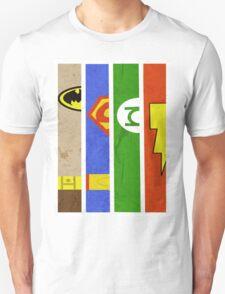 DC Comic Legends Unisex T-Shirt