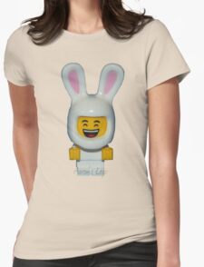 Baby Bunny Womens Fitted T-Shirt