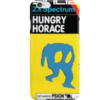 Hungry Horace Spectrum zx iPhone Case/Skin