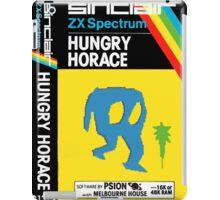 Hungry Horace Spectrum zx iPad Case/Skin