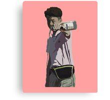 Rich Chigga - I don't give a f**k Canvas Print