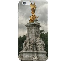 Queen Victoria Memorial iPhone Case/Skin