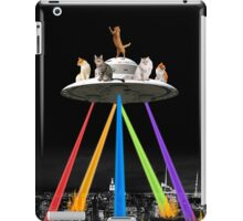CAT INVADERS iPad Case/Skin