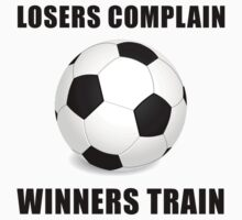 Soccer Winners Train Kids Tee