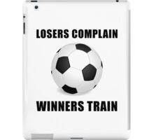 Soccer Winners Train iPad Case/Skin