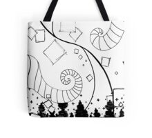 80s Style Tote Bag