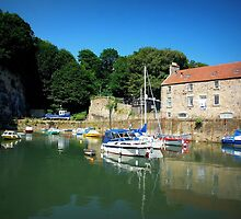 The Harbourmasters House Dysart by This is Fife Scotland