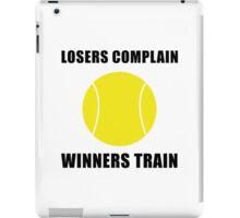 Tennis Winners Train iPad Case/Skin