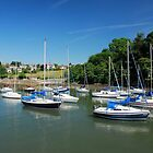 Aberdour Harbour Fife by Francis  McCafferty This is Fife!