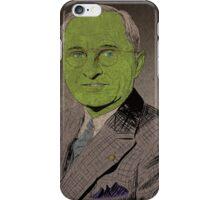 Truman-Goblin King iPhone Case/Skin