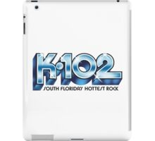 South Florida's Hottest Rock of the '80s iPad Case/Skin