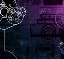 Game Collage  Sticker