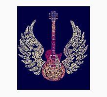 Lynyrd Skynyrd Free Bird Guitar Lyrics Unisex T-Shirt