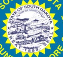 South Dakota State Flag Sticker