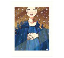 Padmé Amidala - Sleep Well. Art Print