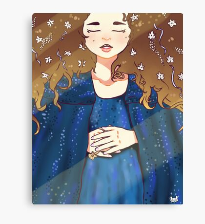 Padmé Amidala - Sleep Well. Canvas Print