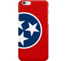 Tennessee State Flag iPhone Case/Skin