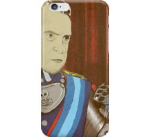 Nixon-Supervillain  iPhone Case/Skin