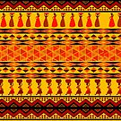 Bold African Pattern Products by Vickie Emms