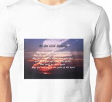 Old Irish Blessing #4 Unisex T-Shirt