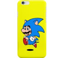Super Hedgehog iPhone Case/Skin