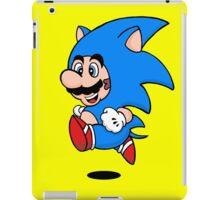 Super Hedgehog iPad Case/Skin
