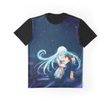 She will always watch over him Graphic T-Shirt