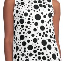 Polka Dotted Me Contrast Tank