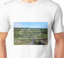 An Old Irish Blessing #6 Unisex T-Shirt