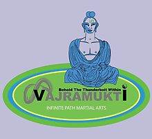 Vajramukti: Behold The Thunderbolt Within #3 • 2008 by Robyn Scafone