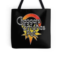 Cheggers Smokes Pot Tote Bag