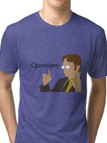 The Office Dwight  Tri-blend T-Shirt