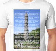 Desiderata #1 Unisex T-Shirt