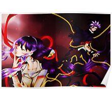 Ruri + Yuto Poster