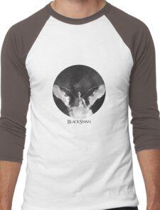 Black Swan- Nina Men's Baseball ¾ T-Shirt