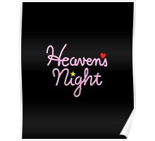 Heaven's Night Poster