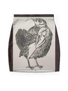 BIRD Mini Skirt