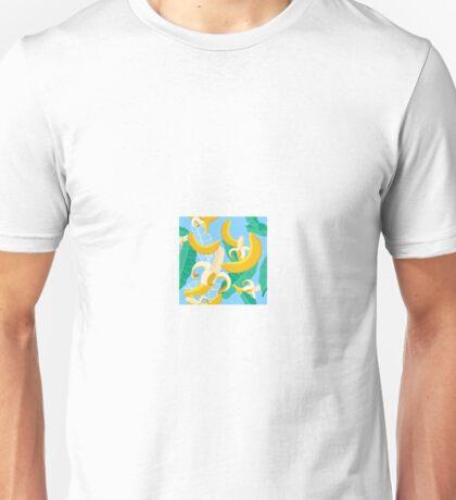 pattern banana Unisex T-Shirt