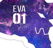 Galaxy Eva 01 Sticker