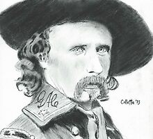 George Armstrong Custer by Christopher Colletta