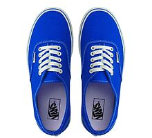Vans - Blue by Sthomas88