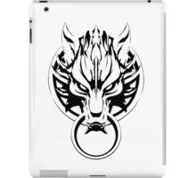 <FINAL FANTASY> Advent Children Logo iPad Case/Skin