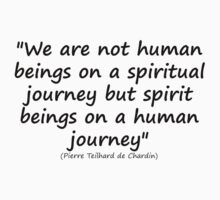 The journey by Spiritmaiden
