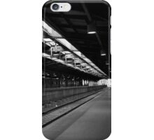 Train Station, Hoboken iPhone Case/Skin