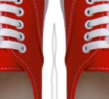 Vans - Red Sticker
