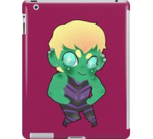 Young Avengers || Hulkling iPad Case/Skin
