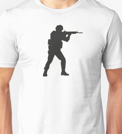 CS GO Soldier Unisex T-Shirt