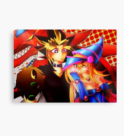 Thank you Yu-Gi-Oh! Canvas Print