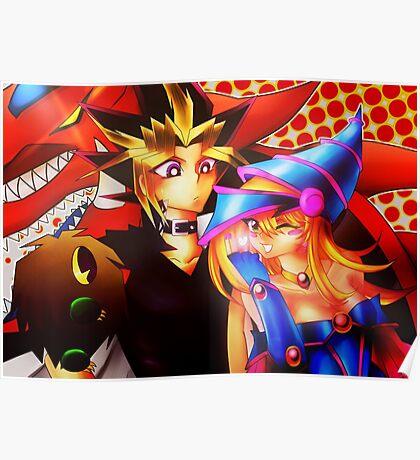Thank you Yu-Gi-Oh! Poster